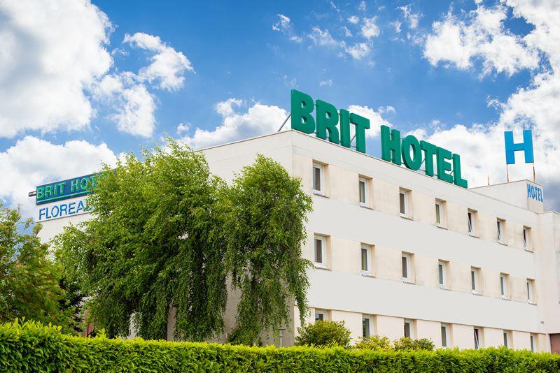 Photo Brit Hotel Rennes Cesson - Le Floréal