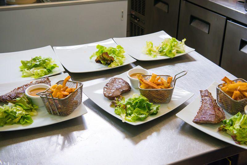 Restaurant blois le pr ma une cuisine du terroir - Annulation commande cuisine ...