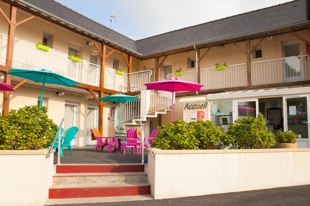 Photo Brit Hotel Aux Hortensias