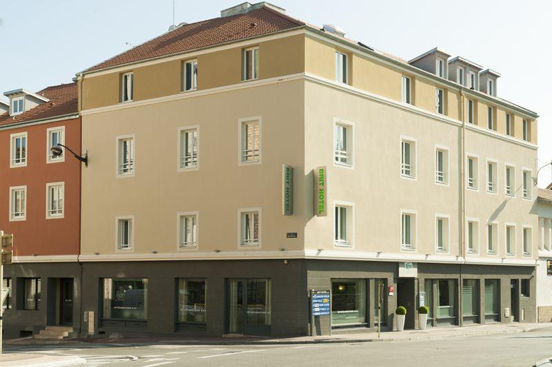 Photo Brit Hotel Mâcon Centre Gare