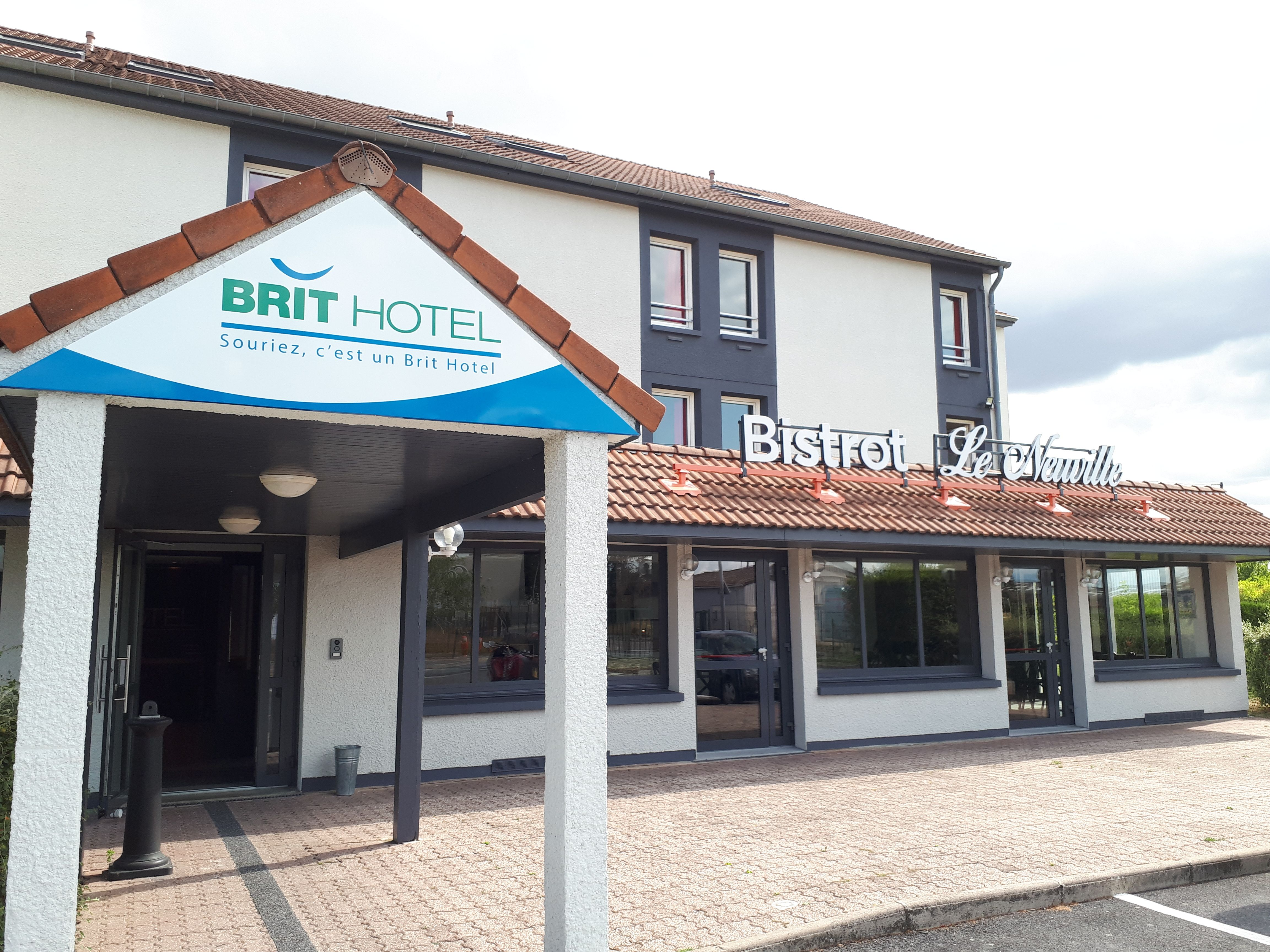 Photo Brit Hotel Reims La Neuvillette