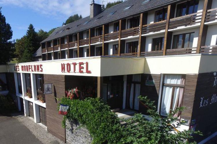 Photo Brit Hotel Les Mouflons