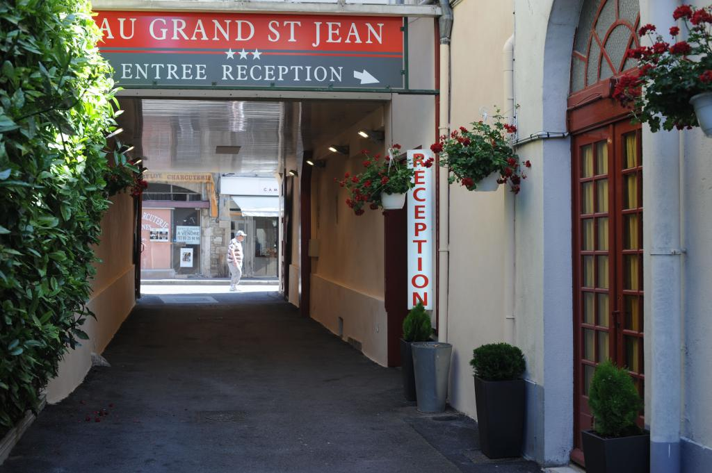 Photo Brit Hotel Au Grand Saint Jean