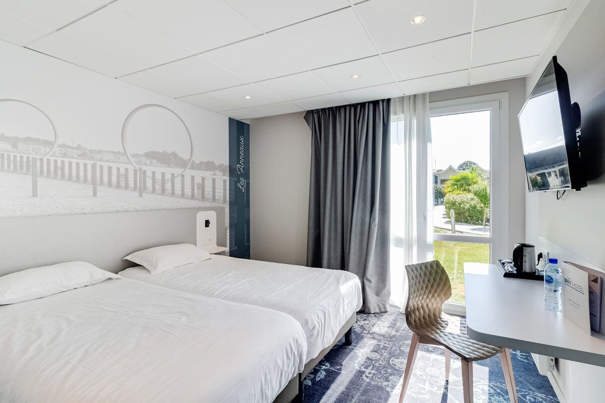 Photo Brit Hotel Nantes Vigneux - L'Atlantel