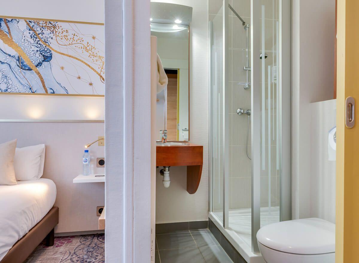 Photo Brit Hotel Orléans St Jean de Braye - L'Antarès