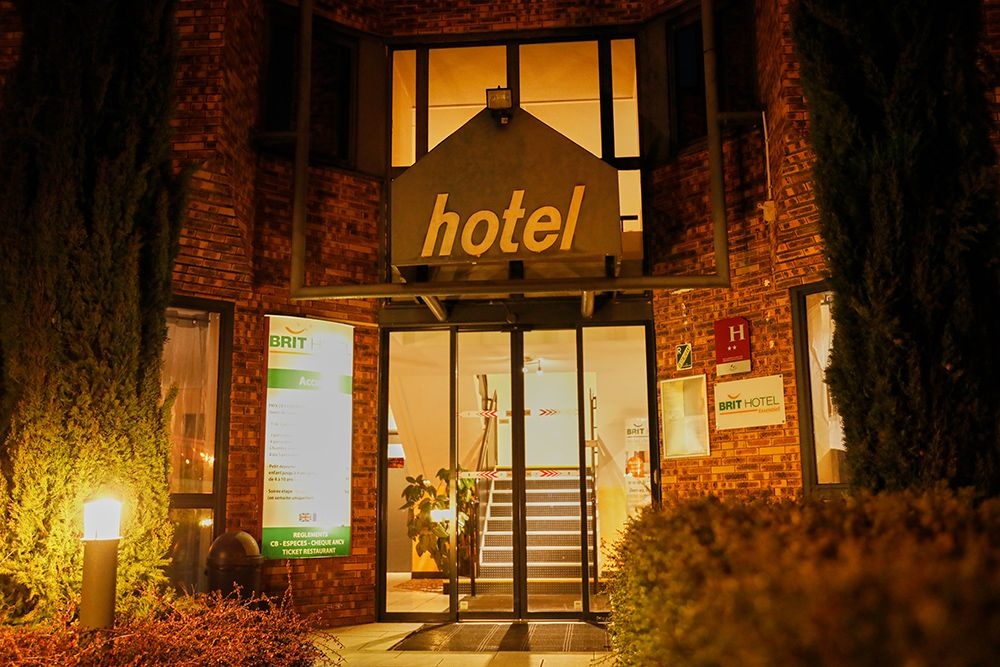 Photo Brit Hotel Chambéry