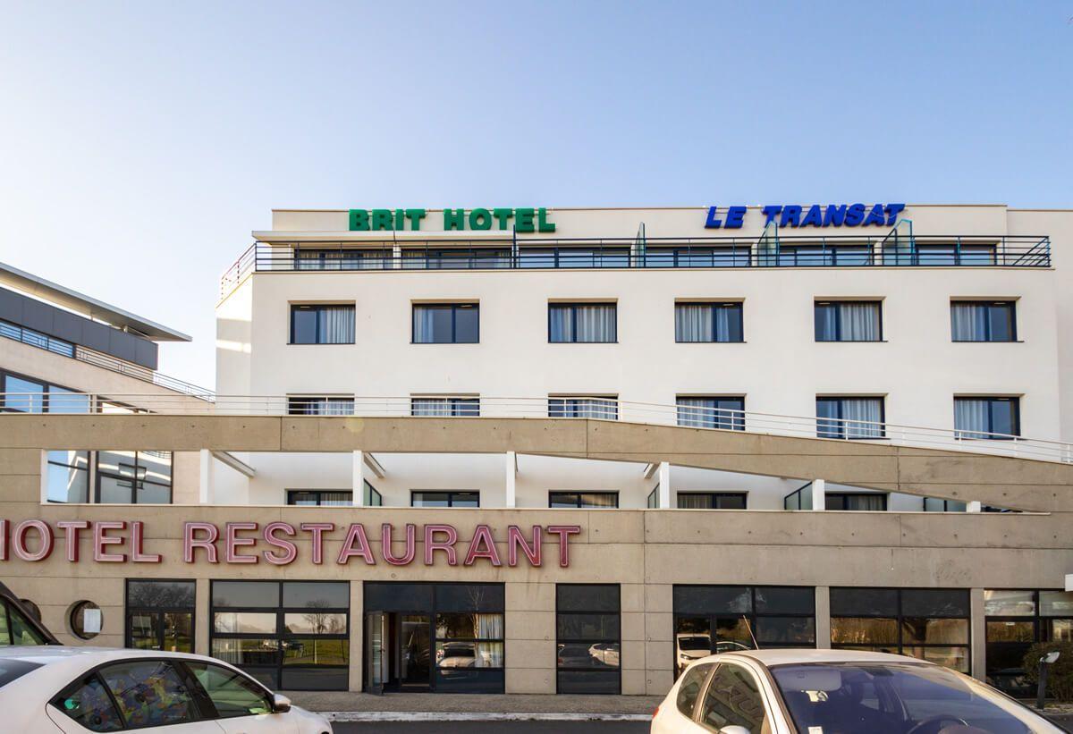 Photo Brit Hotel Saint Malo - Le Transat