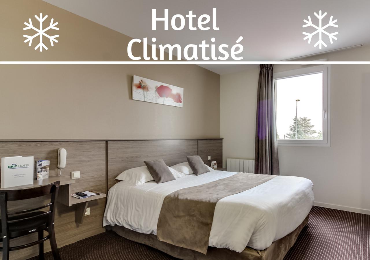 Photo Brit Hotel du Parc Fougères