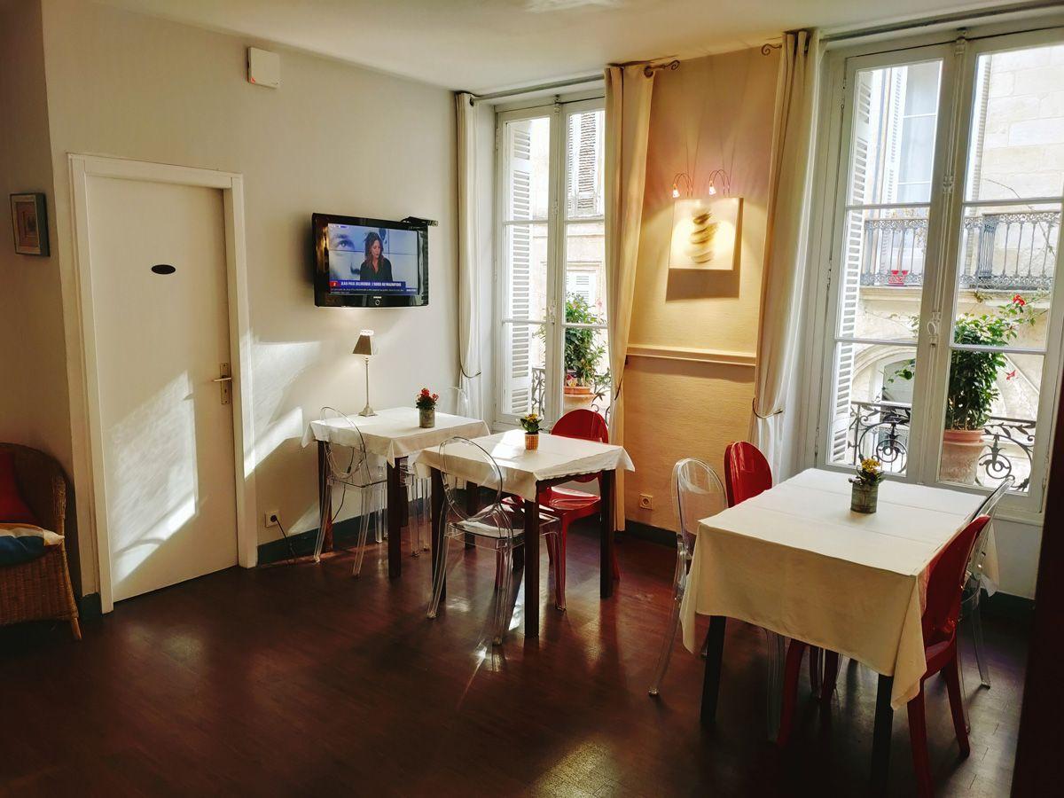 Photo Brit Hotel des Grands Hommes - Bordeaux Centre