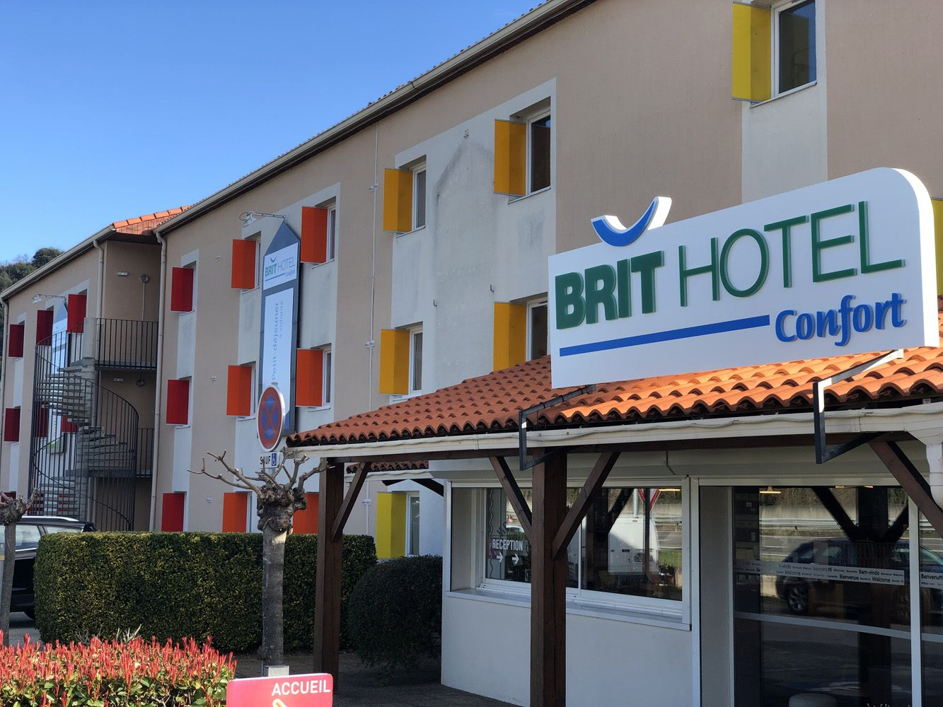 Photo Brit Hotel Foix