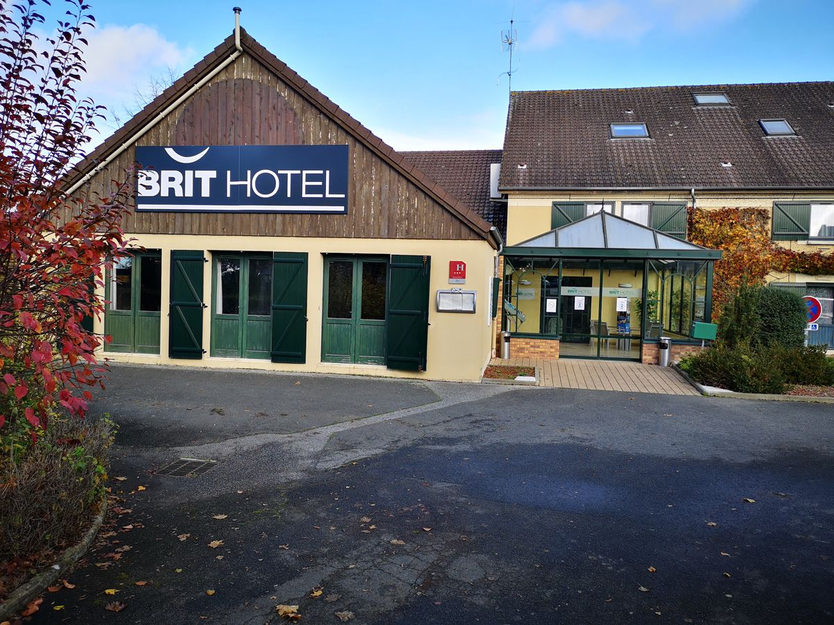Photo Brit Hotel La Ferté-Bernard