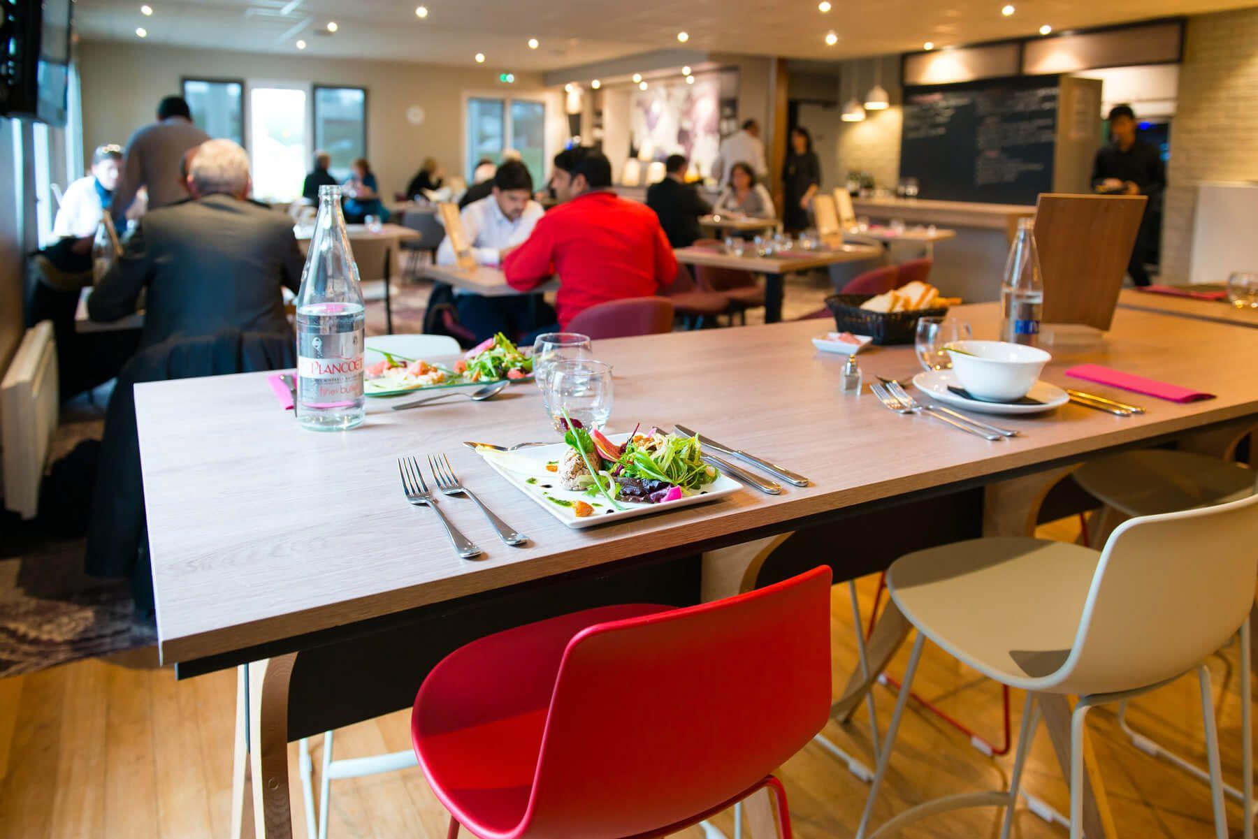 Restaurant Brest  Le Kerhuon  Un Restaurant Savoureux
