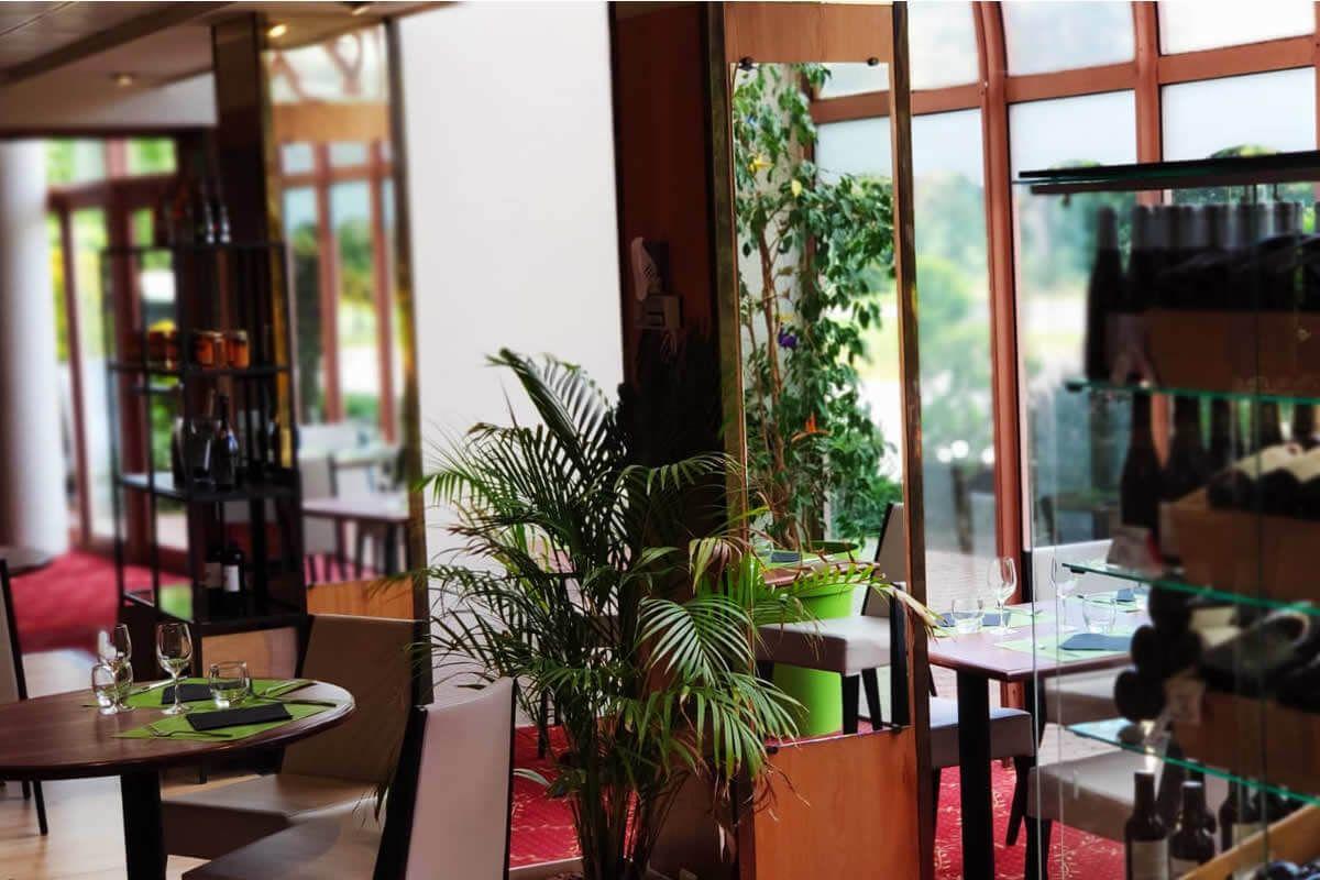 Photo Brit Hotel Nantes La Beaujoire - L'Amandine