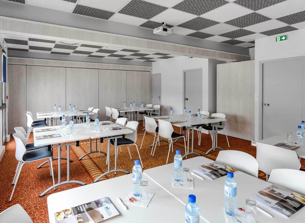 6 Salles De Seminaires A Rennes Au Brit Hotel Rennes Cesson Le