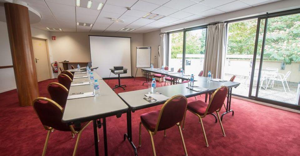 Location De Salles De Seminaire A Angers Brit Hotel Angers Parc