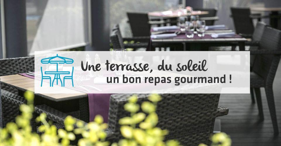 réouverture de la terrasse au restaurant de Rennes