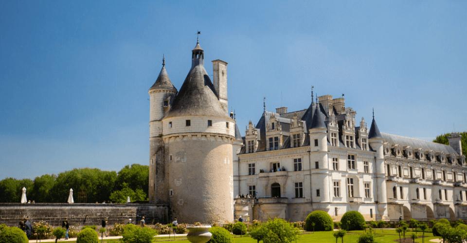 Chateau de Chambord près de Tours Brit Hotel