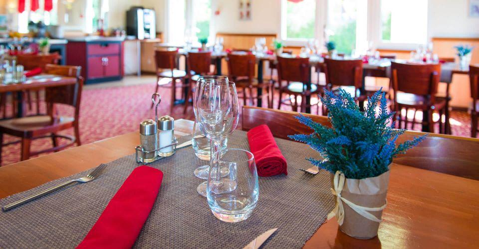 Le restaurant de Blois, le Prema