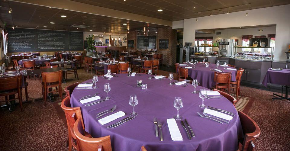 Le restaurant, ouvert à tous, de Rennes