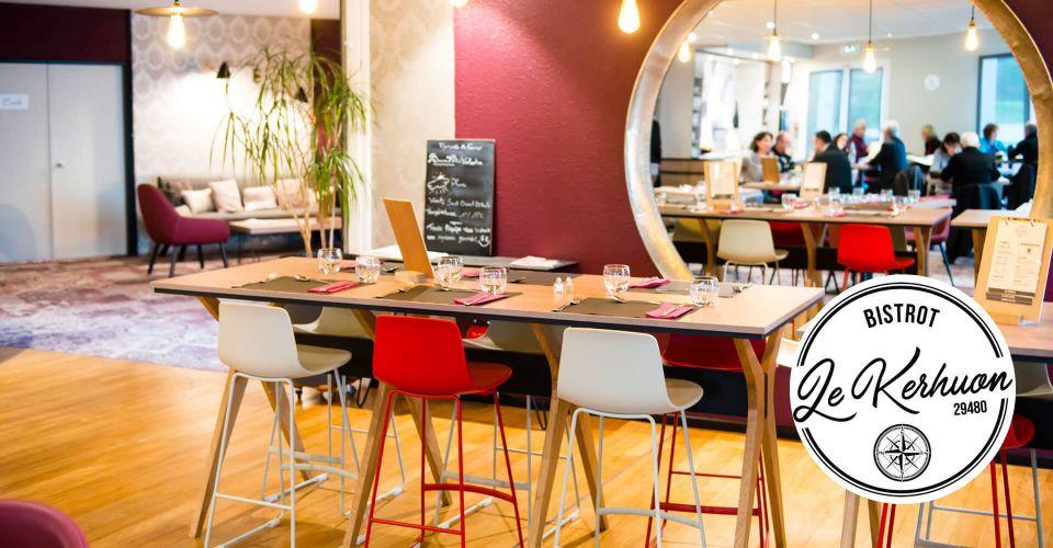 Le restaurant Le Kerhuon