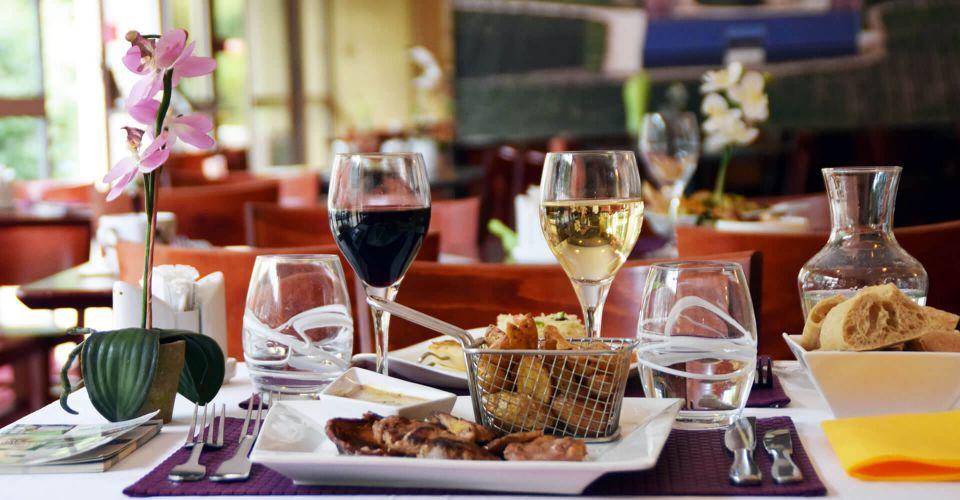 Le Soretel restaurant in Mérignac