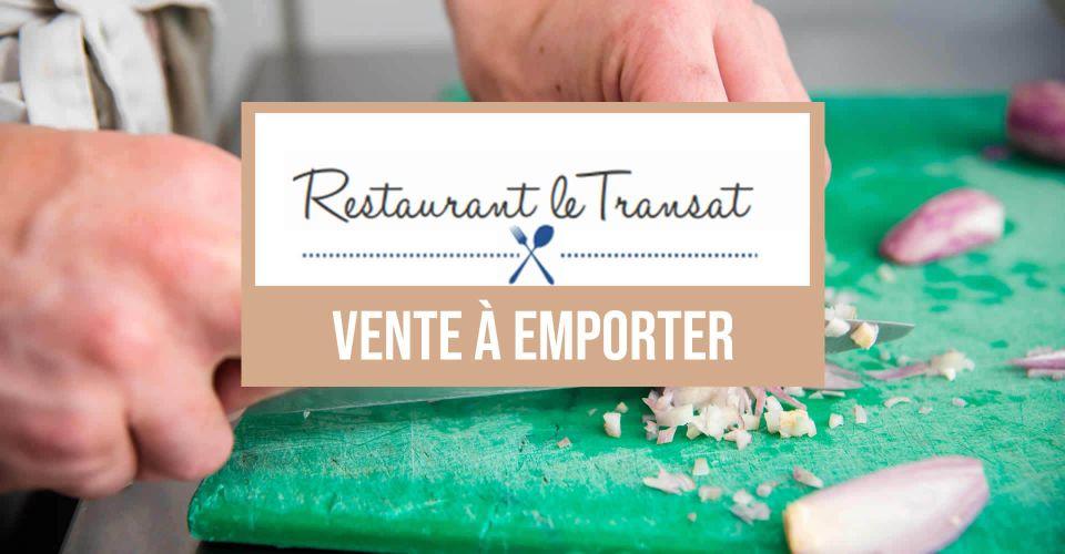 Vente à emporter restaurant à Saint-Malo