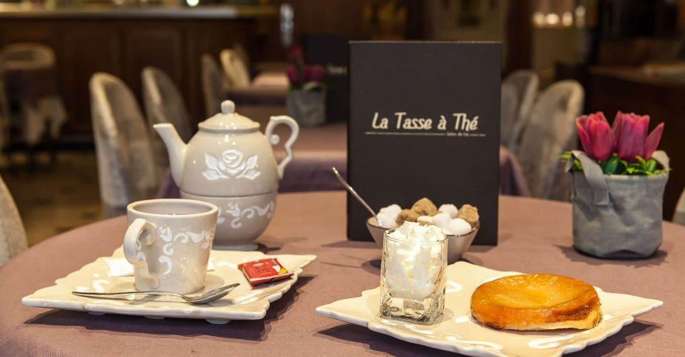 The Montbéliard Tea Cup