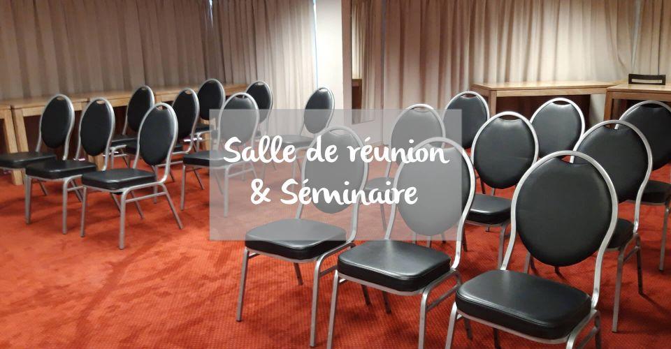 Salle de réunion à Joué-lès-Tours