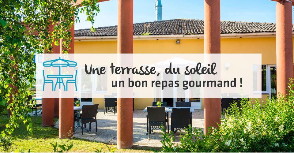 réouverture de la terrasse au restaurant de Nantes