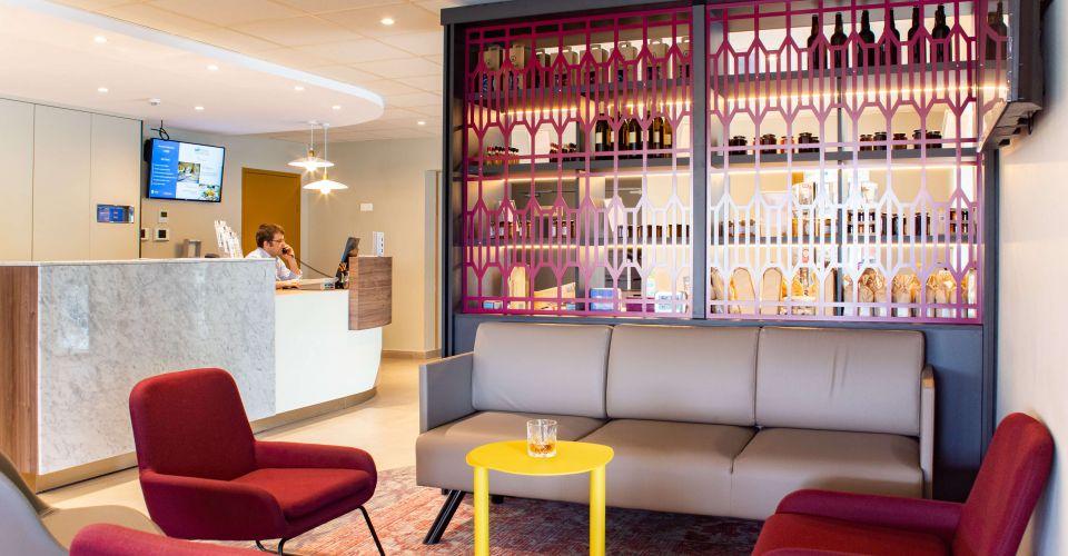 Séminaire Caen Normandie Brit Hotel
