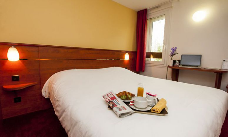 Double room at Brit Hotel Agen - L'Aquitaine