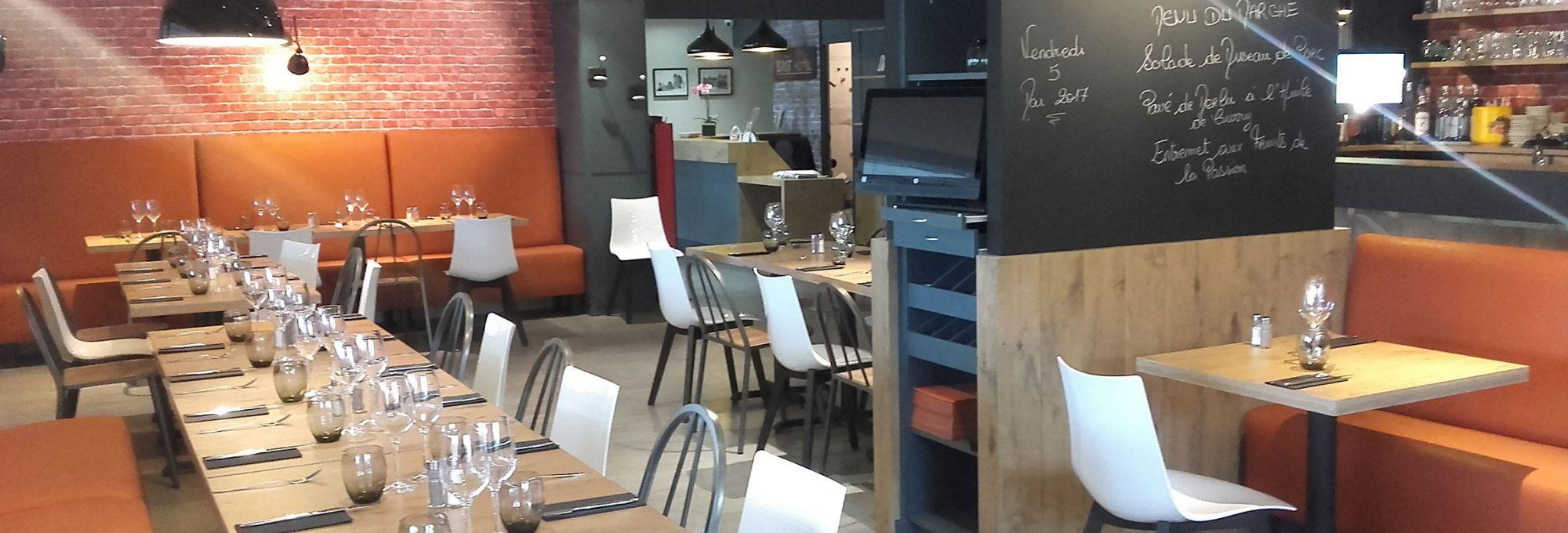 restaurant du brit hotel la brasserie du cap le bistrot. Black Bedroom Furniture Sets. Home Design Ideas
