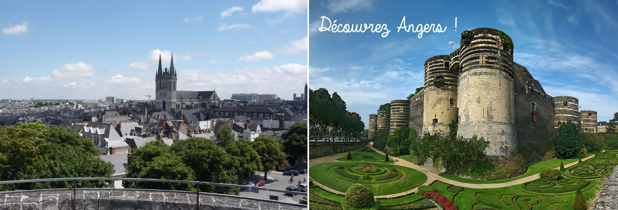 Tourism in Angers