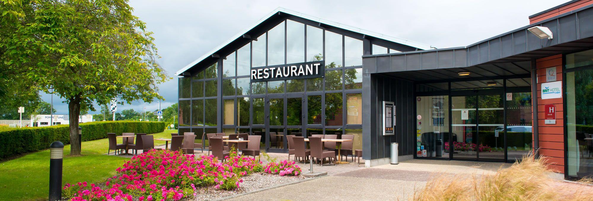 Easy access to the Brit Hotel de Rennes Saint Grégoire - Le