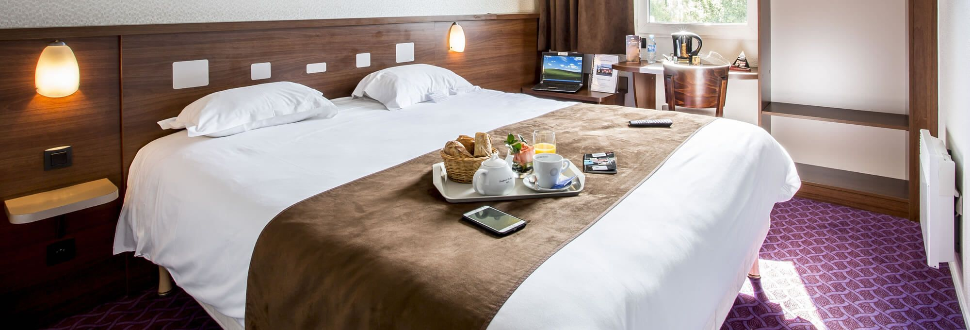 Hotel in Rennes three stars
