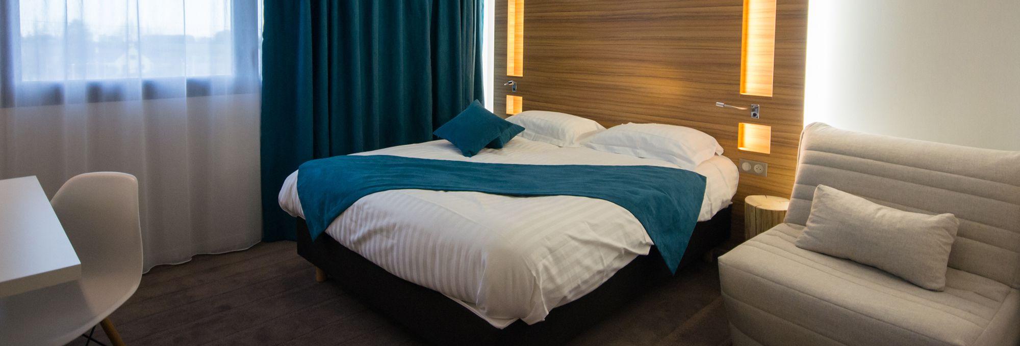 comment acc der au brit hotel de saint brieuc pl rin. Black Bedroom Furniture Sets. Home Design Ideas