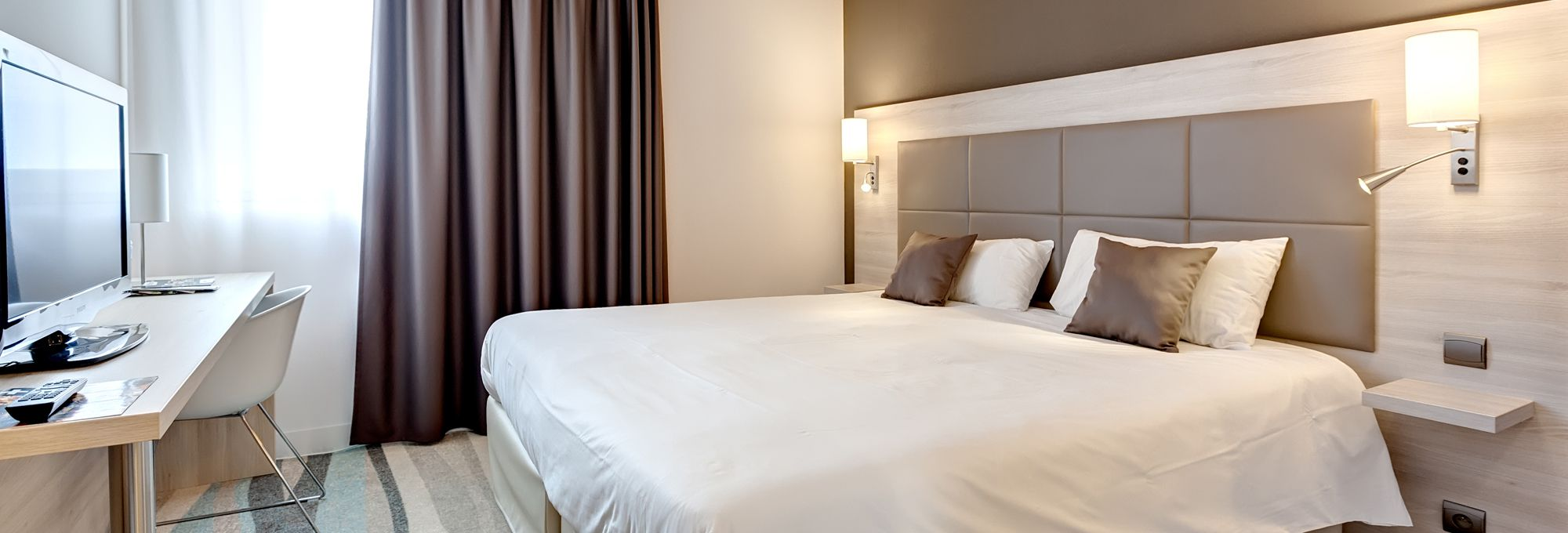 Brit Hotel Vendée Mer - La Mothe Achard