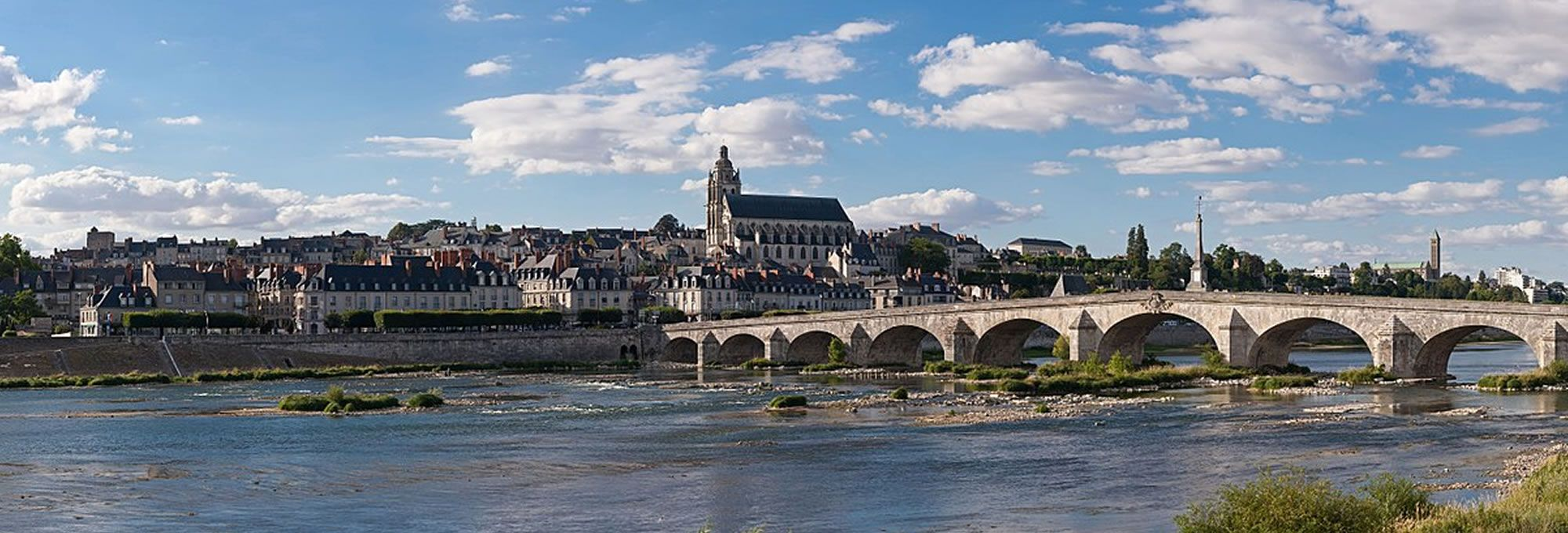 What to visit in Blois?