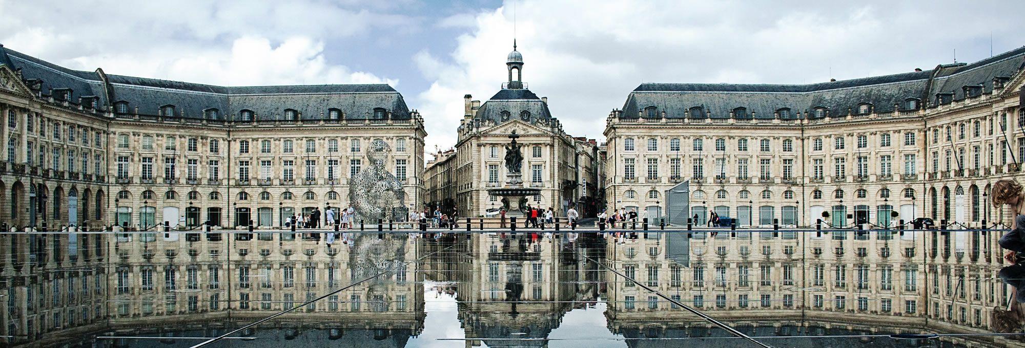 tourism in Bordeaux city