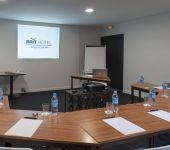 Seminar at the hotel in Avignon