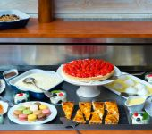 """Buffet de desserts """"Fait Maison"""" à Saint-Malo"""