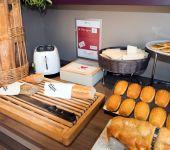 Le coin Boulangerie du petit-déjeuner