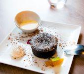 Le dessert au chocolat du Kerhuon