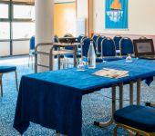 Salle de séminaire à l'hôtel de Saint-Malo