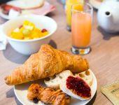 Un petit déjeuner vitaminé vous est promis à Brest