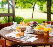Le petit-déjeuner au Brit Hotel