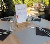 The restaurant in Avignon