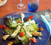 La salade fraîcheur du Transat