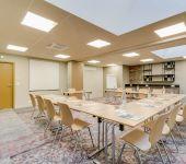Large seminar room at the hotel of Caen