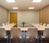 seminar room at the hotel of Caen